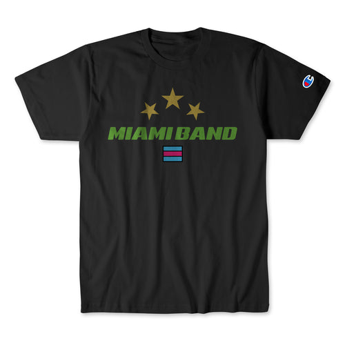 Miami Band Champion T-Shirt - sobepolitics