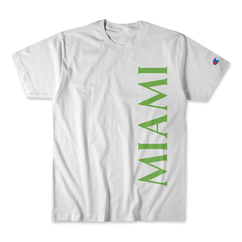 Miami Vertical Tee - sobepolitics