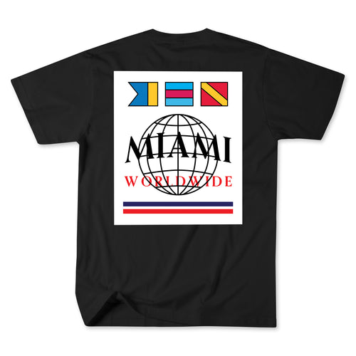 Miami Worldwide T-Shirt - sobepolitics