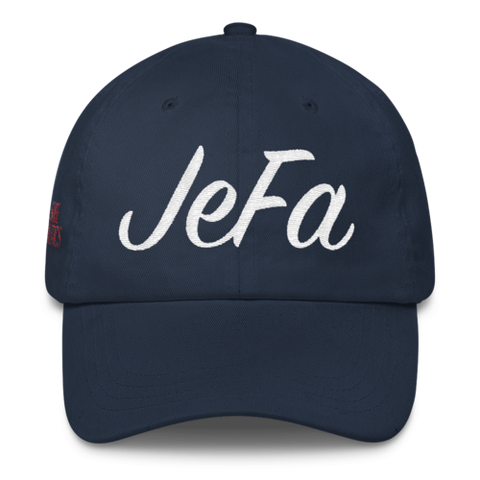 Jefa Dad Hat