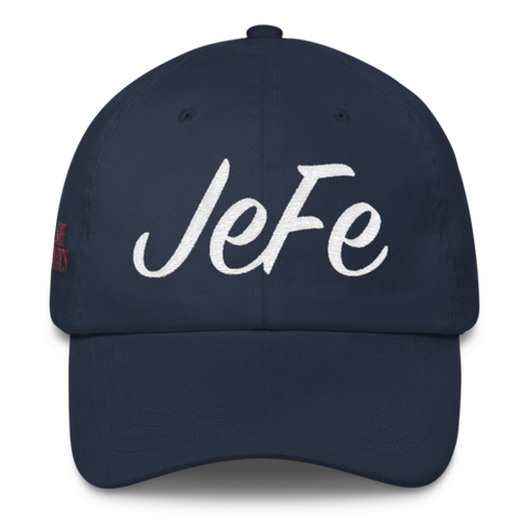 Jefe Dad Hat