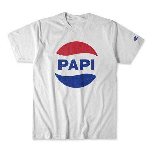 Papi Champion T-Shirt - sobepolitics