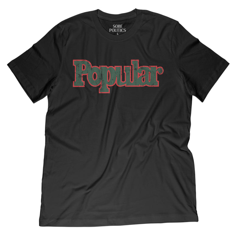 Men Popular T-Shirt - sobepolitics