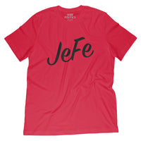 White Jefe T-Shirt - sobepolitics