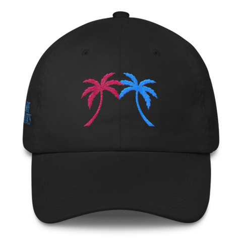 Miami Palm Tree Low-Profile Cap