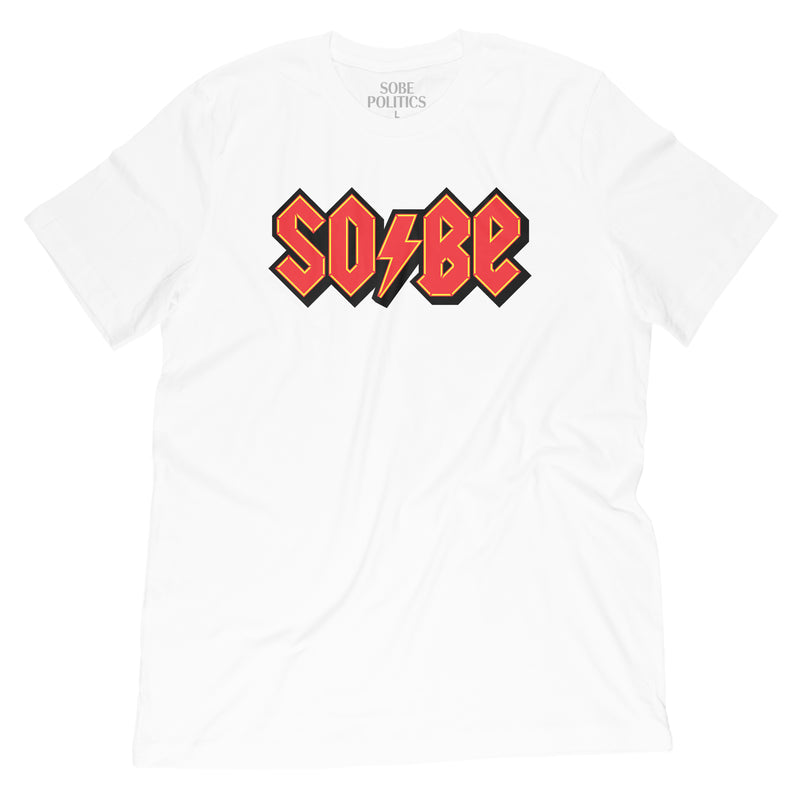 SoBe Rock Band T-Shirt - sobepolitics