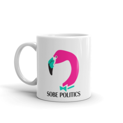 SoBe Politics Coffee Mug