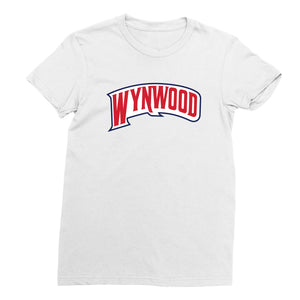 Women's USA Wynwood T-Shirt - sobepolitics