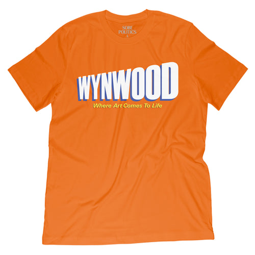 Wynwood Wheaties T-Shirt - sobepolitics