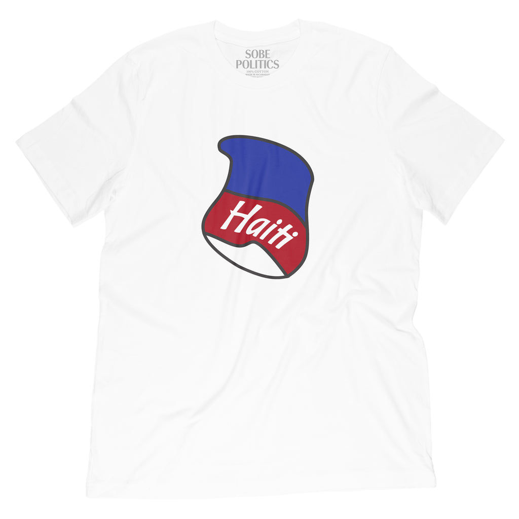 Haiti Cap Of Liberty T-Shirt - sobepolitics