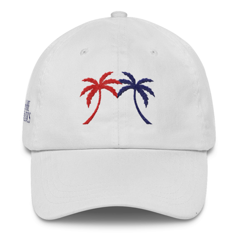 USA Miami Palm Tree Low-Profile Cap