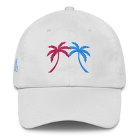Miami Palm Tree Low-Profile Cap - sobepolitics