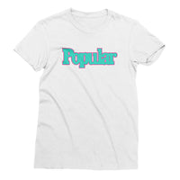 Women Popular T-Shirt - sobepolitics