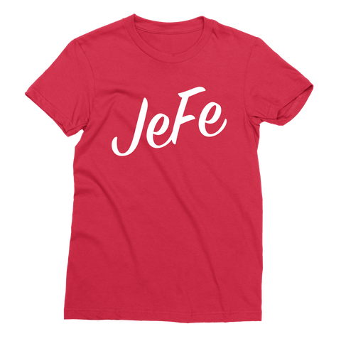 Women Jefe T-Shirt