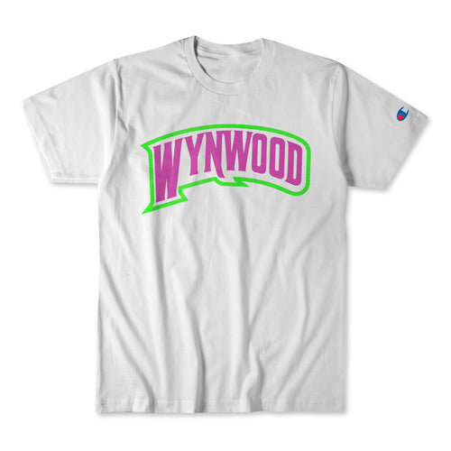 Lime Wynwood Champion T-Shirt - sobepolitics
