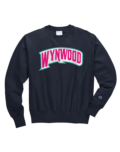 Wynwood Champion Reverse Weave Sweatshirt - sobepolitics