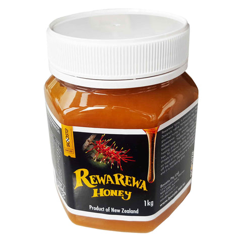Rewarewa Honey (1kg)