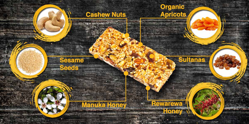 Energy Bar Ingredients
