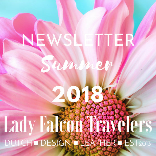 Newsletter July 2018, Summer Holiday
