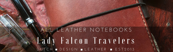 All Lady Falcon Travelers and Hobo covers