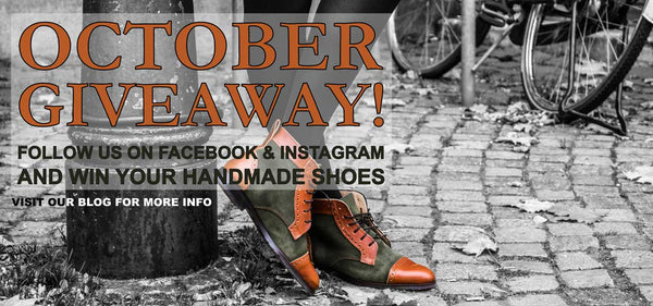 OCTOBER GIVEAWAY!!!