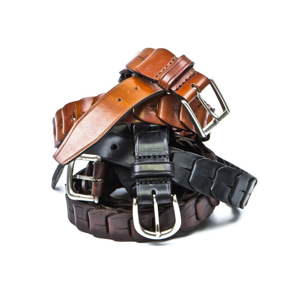 Handmade Leather Belts Echelon
