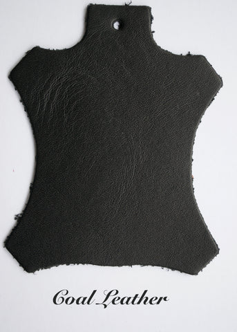 Coal Leather