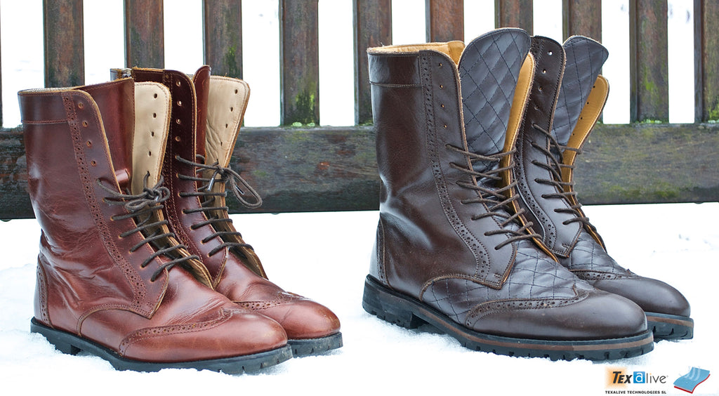 Waterproof interior Combat boot