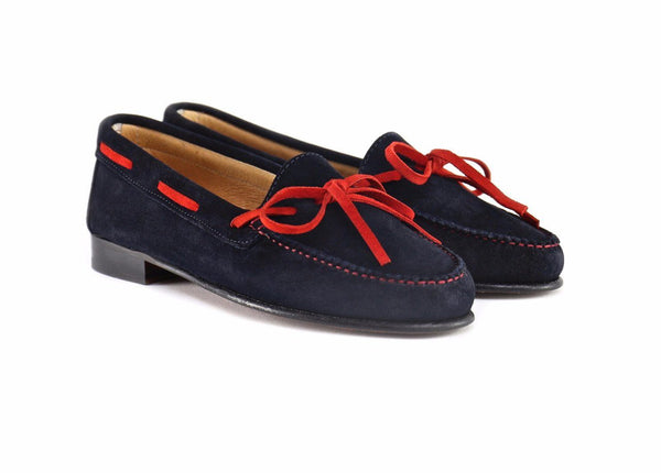 Moccasin Navy