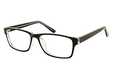 Aquarius AQ108 Black/Crystal Glasses