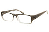 Aquarius AQ512 Unisex Grey/Crystal Glasses Angle
