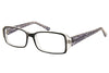 Aquarius 103 Ladies Glasses Black Angle