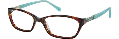 Julian Beaumont 802 Brown Mottle / Turquoise