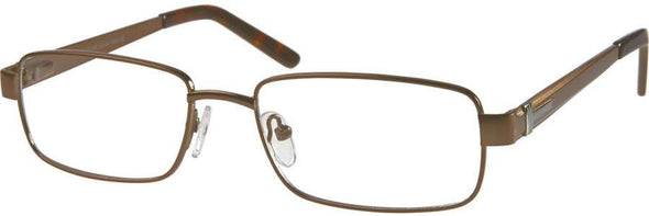 Julian Beaumont 716 Stainless Steel, Non-allergenic Brown