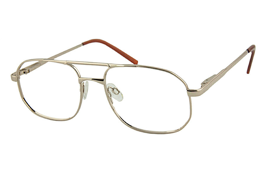 e4cd3ff77f3 Saturn D Metal Square Pilot Glasses – Frames Foundry