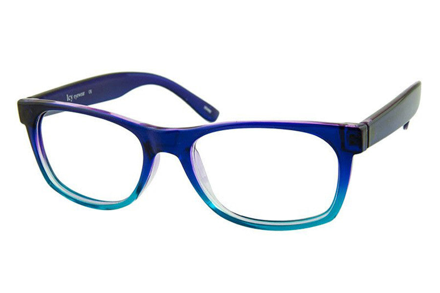 acee07189575 Icy 185 Bestseller Two-Tone Wayfarer in Bold Colours by Icy Eyewear – Frames  Foundry