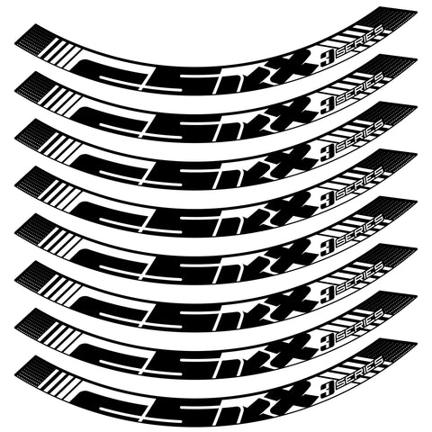Rim Decal Kit - 3series