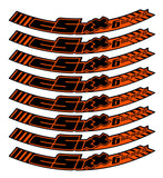 Rim Decal Kit - 6series