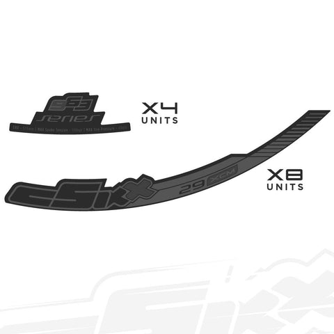 Custom Rim Decal Kit