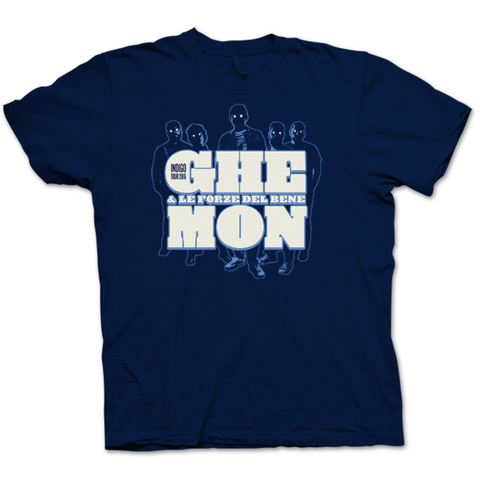 "Ghemon ""Indigo Tour"" T-Shirt"