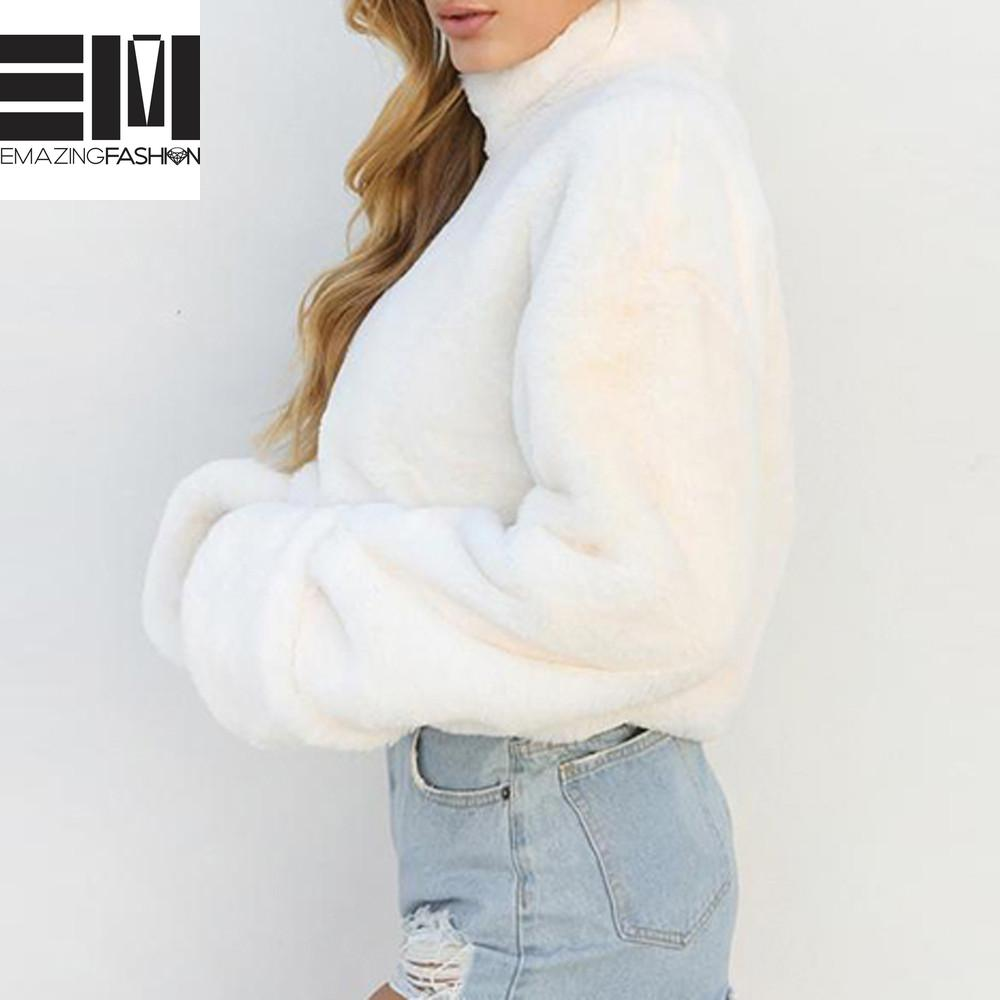 Winter Warm Turtleneck Long Sleeve Cozy Sweater/Pullover - Emazing Fashion