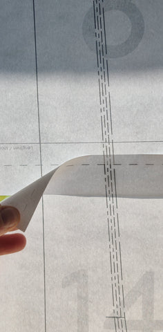 how to assembly the paper pages