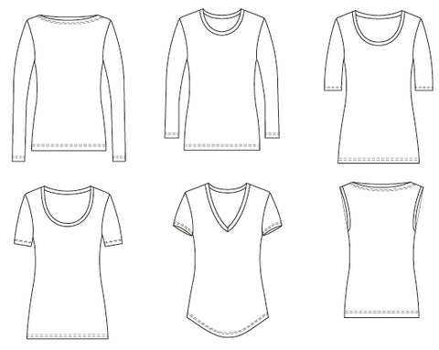 WBT PDF sewing pattern