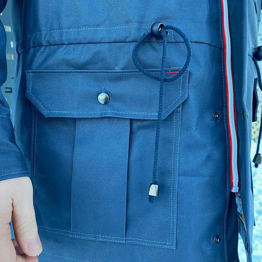 The Utility Jacket sewing pattern - Wardrobe By Me