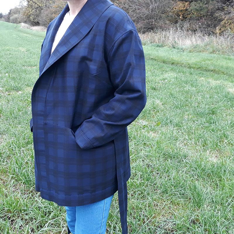 PDF Sewing Pattern - Kimono Jacket Sewing Pattern