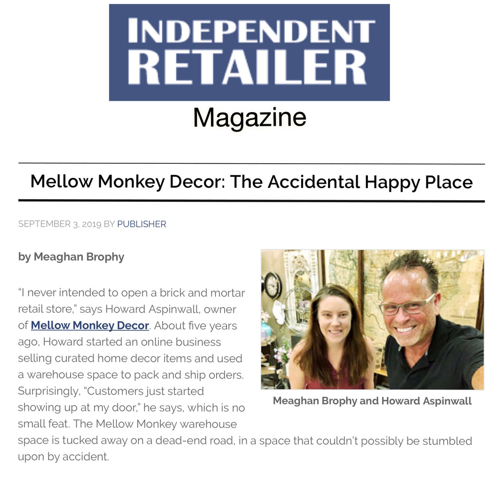 Mellow Monkey - The Accidental Happy Place