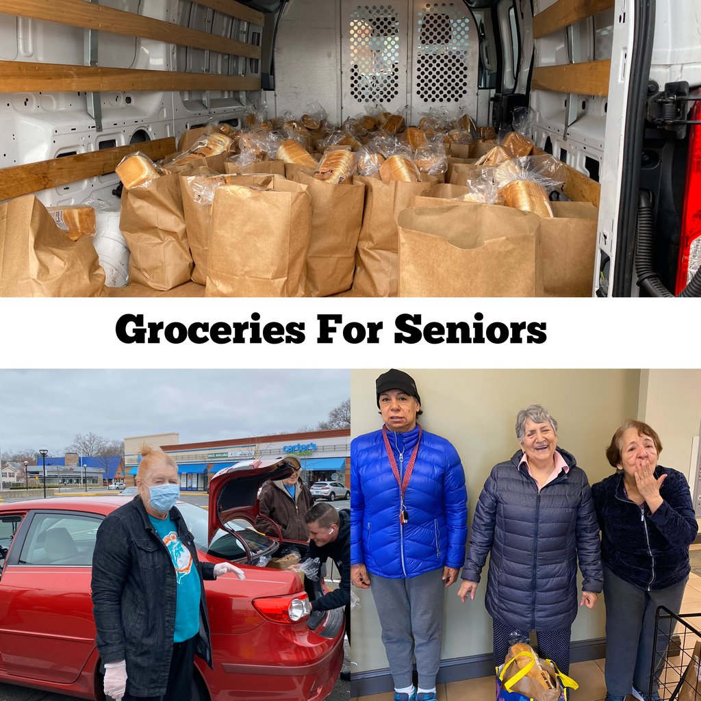 Groceries For Seniors