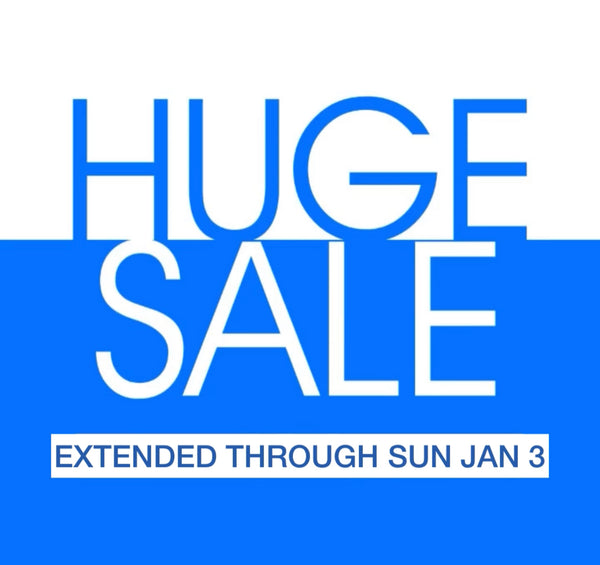 Post Holiday Clearance Sale