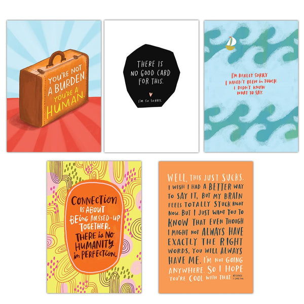 Empathy Postcard Book - 20 Cards