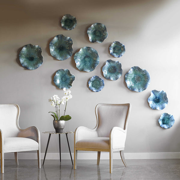 Abella Ceramic Wall Decor